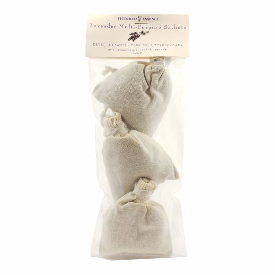 French Lavender Dried Flower Buds in 3xMulti-Purpose Bags