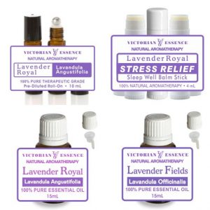 Lavender Essential Oil Products