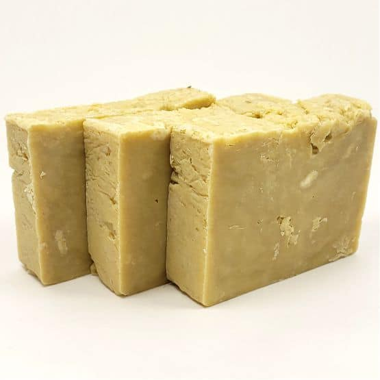 Our Freshly Made Castile Body Soap Multi Bars, scented with our premium Lavender essential oil.